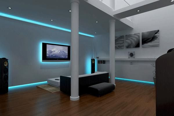 Home Lighting 25 Led Lighting Ideas Led Living Room Lights