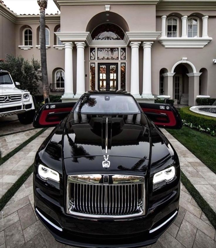 Luxury Sports Cars, Rolls Royce, Lüks Arabalar