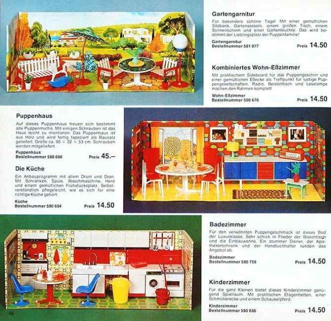 Modella Puppenhaus Puppenstube Miniaturen Fur Puppenhauser