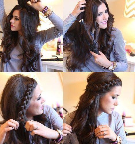 A wonderful hairstyle ♥