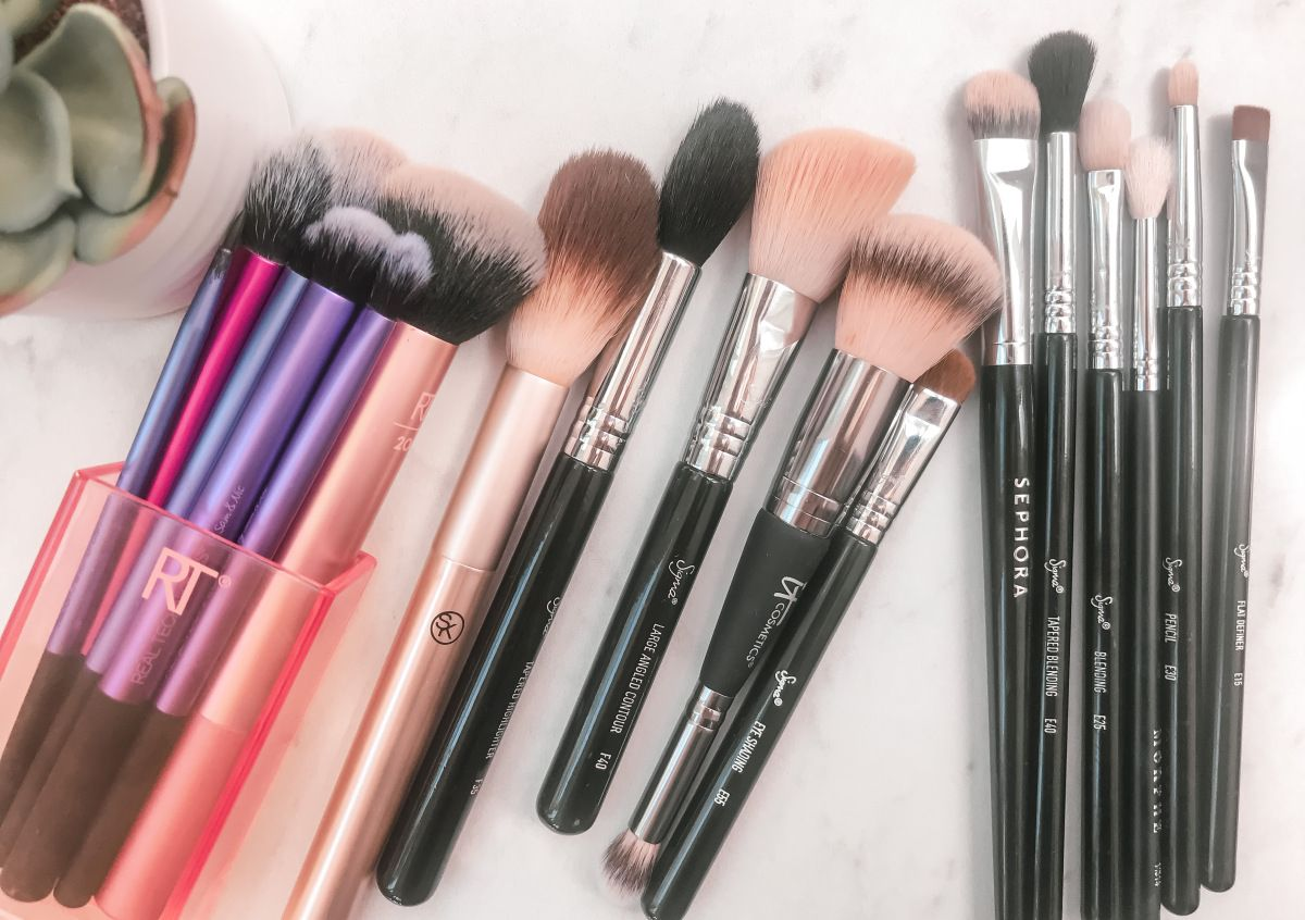 Back to BasicsBest Makeup Brushes in 2020 Best makeup