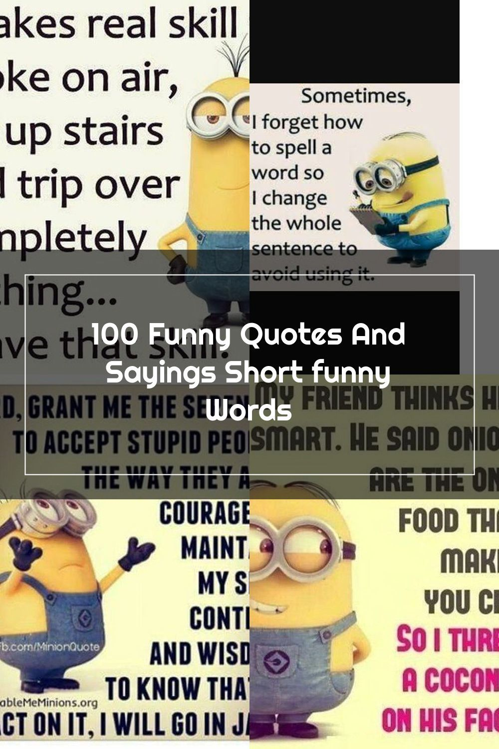 100 Funny Quotes And Sayings Short Funny Words 095 Funny Words Words Funny Quotes