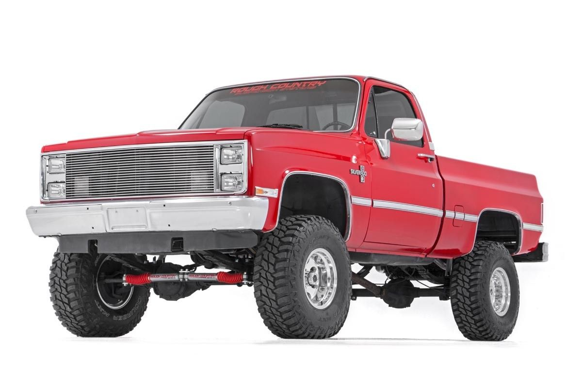 4in suspension lift kit for 77 91 chevy gmc 4wd 1500 pickup