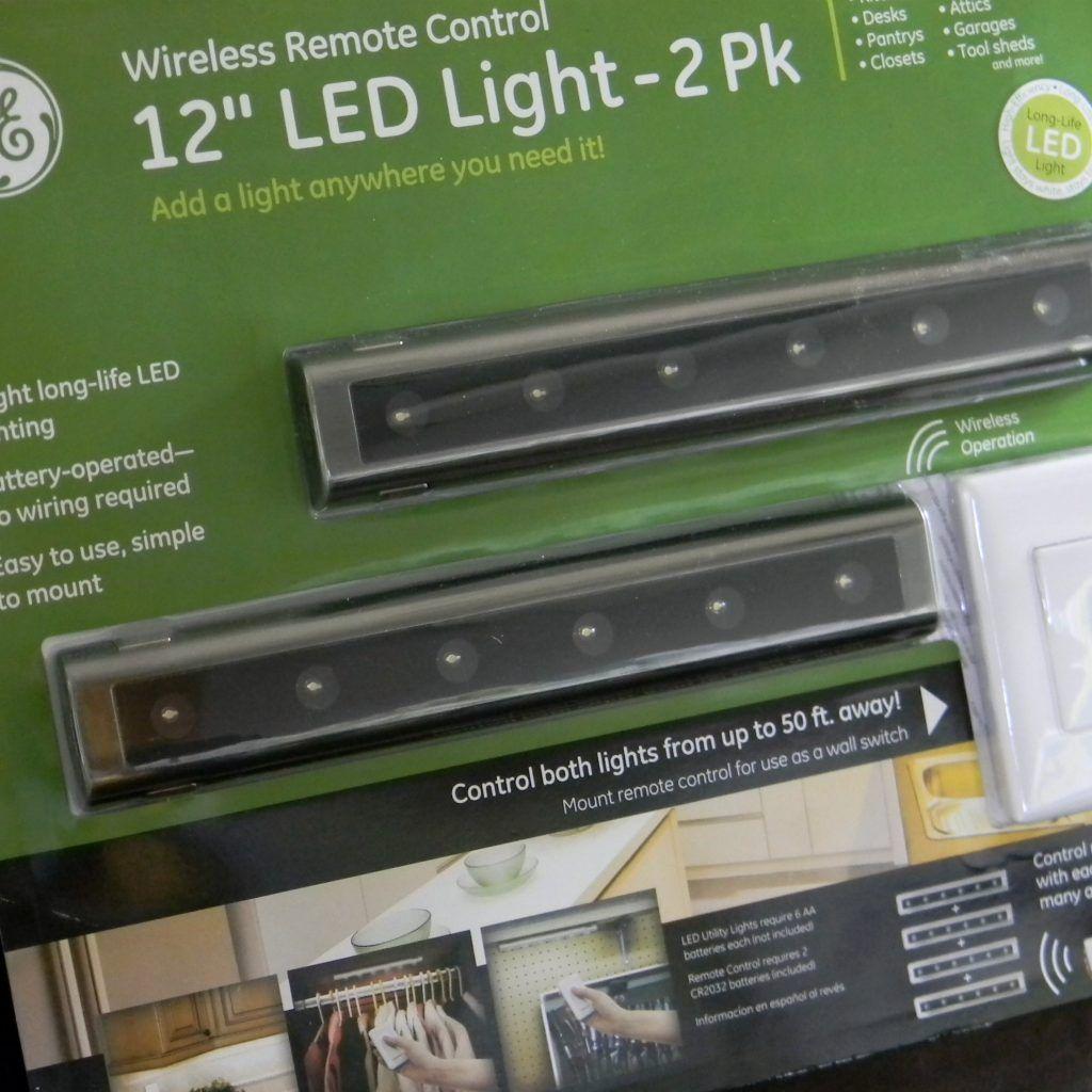 Led Under Cabinet Lighting Battery Ed Remote Http