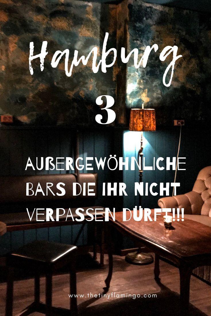 Hamburg Tipps – 3 außergewöhnliche Bars, die ihr nicht verpassen solltet