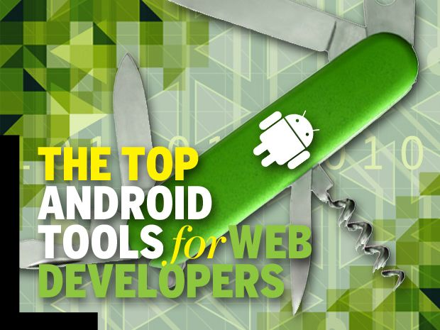 13 Android Tools for Web Developers