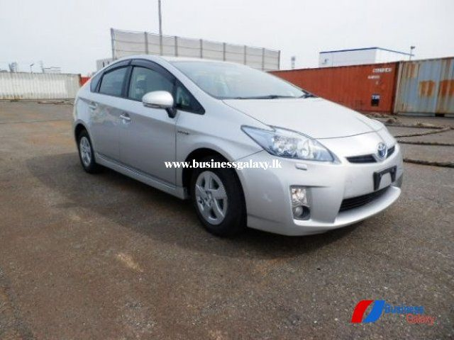 Toyota 2011 Toyota Prius Nov 2011 Car For Sale Silver Color