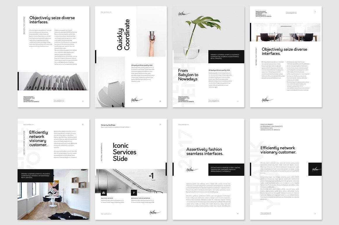 keynote template with gift resume presentations 4 - Keynote Resume Template