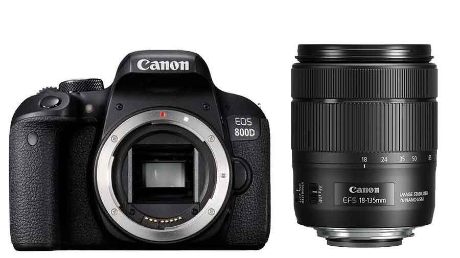 Canon Eos 800d Ef S 18 135mm F3 5 5 6 Is Stm Lens Camera Lenses Canon Canon Dslr Lenses Cameras And Accessories