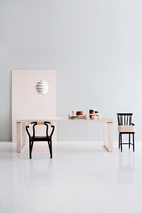 Pingl par made in design sur normann copenhagen - La salle a manger atelier au style classique chez maisons du monde ...