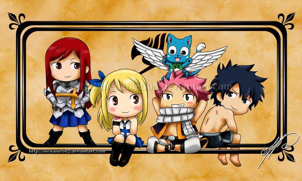 Chibi Fairy Tail Anime Fairy Fairy Tail Pictures Chibi Wallpaper