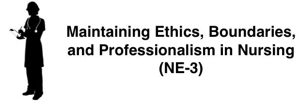 Pin by Professional Boundaries, Inc - Nursing Ethics on Ethics