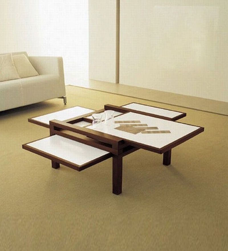 Cayenne Abstract Coffee Tablemudra Coffee Centre Tables