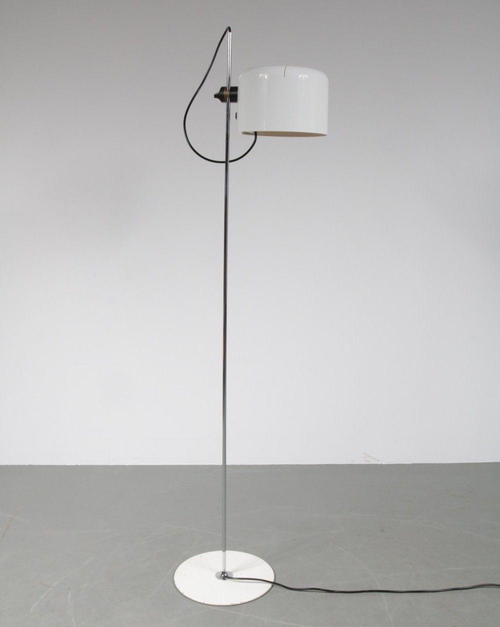 Floor lamp by Joe Colombo for Oluce, 1960s | Lamp, Floor