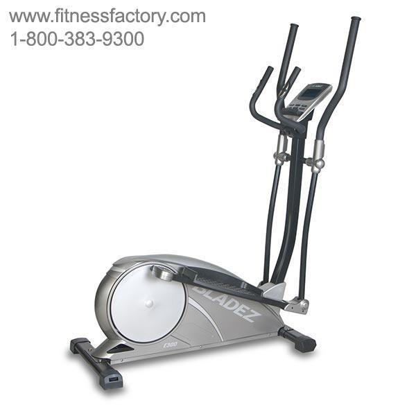 Bladez Fitness 300 Elliptical - BHE300