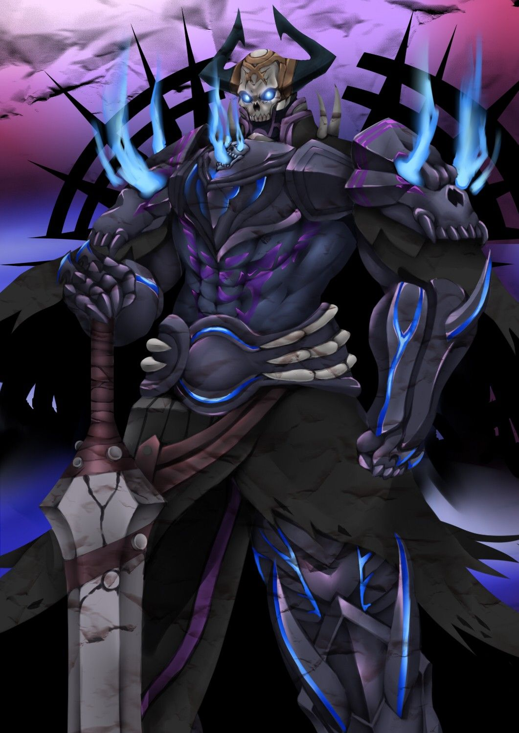 King Hassan (Assassin Class) FGO Anime, Overlord, Rpg