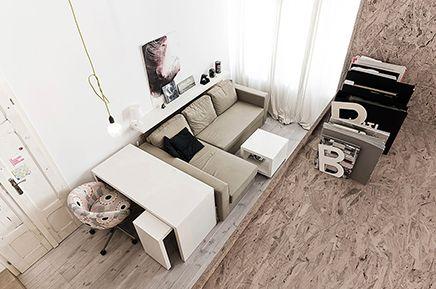 Interieur Klein Huis : Interieur diversen klein appartement kleine