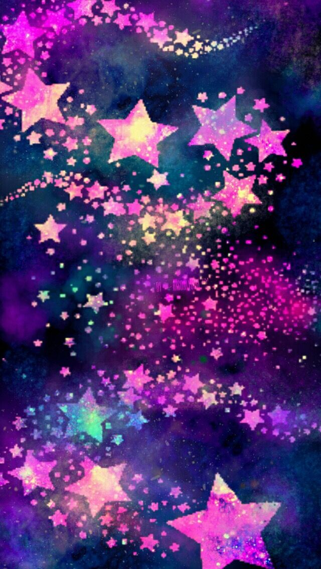 Pin by tanya klingberg on adorable cute sexy wallpapers black and pink and purple stars altavistaventures Images