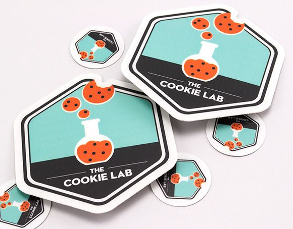 My friends cookie business love the logo