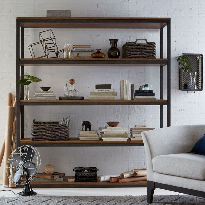 Find This Pin And More On House By Fabioalessandre. Copenhagen Reclaimed  Wood Bookcase ...