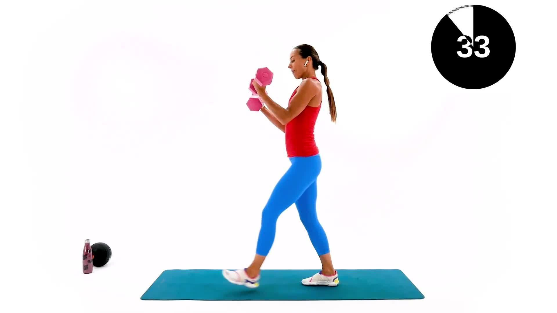 Strength Training Workout for Muscle Tone and Weight Loss #8 Juliette Wooten