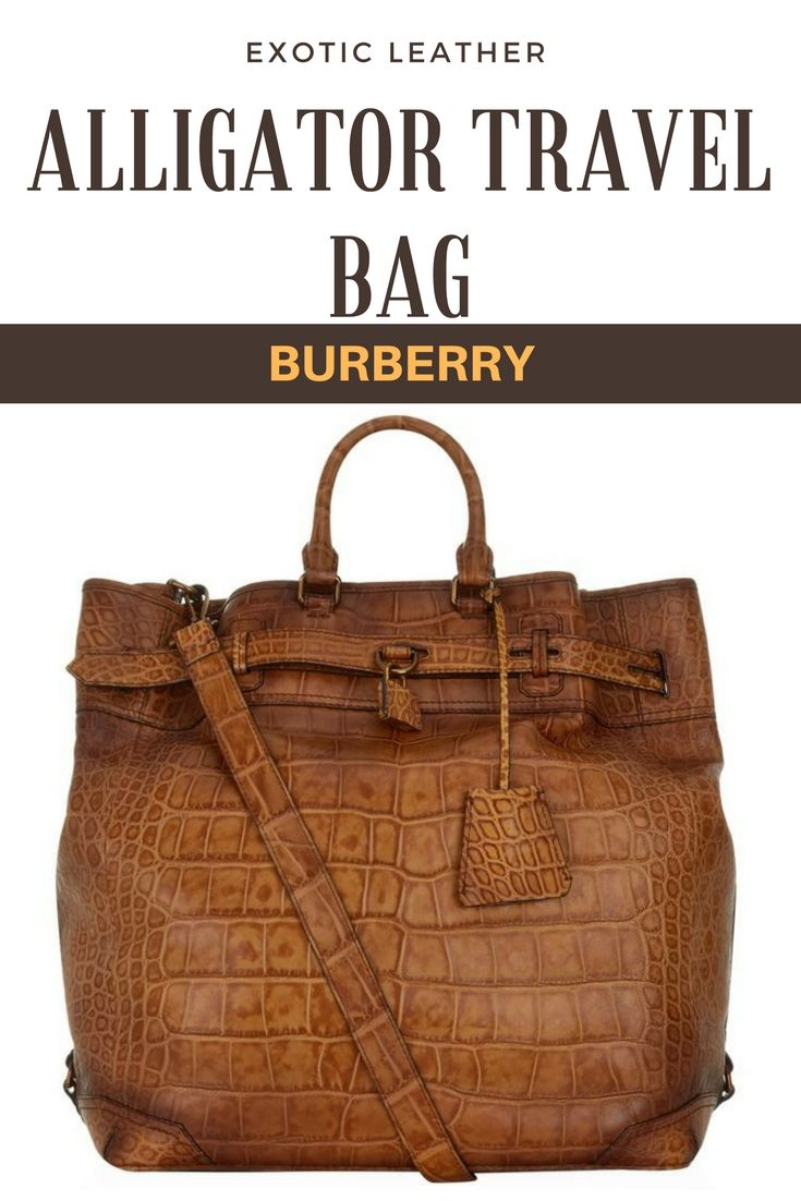 borse burberry exotic