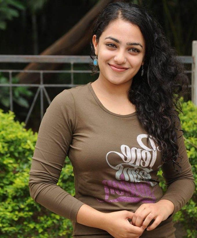 Actress Nithya Menon Rare Photos