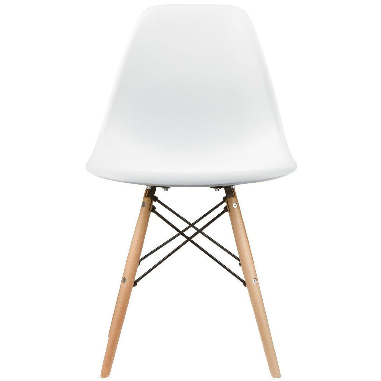 clear desk chair with arms