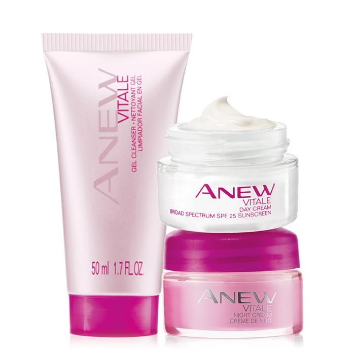 Anew Vitale Collection | Avon So...I just ordered this for myself from myself. Can't wait to try it. It has great reviews! www.youravon.com/jyoki