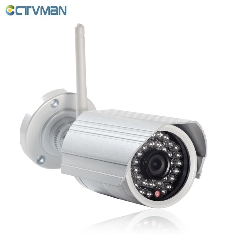CTVMAN WIFI IP Camera 1080p 2mp Wireless Security IP Cam With Sd ...