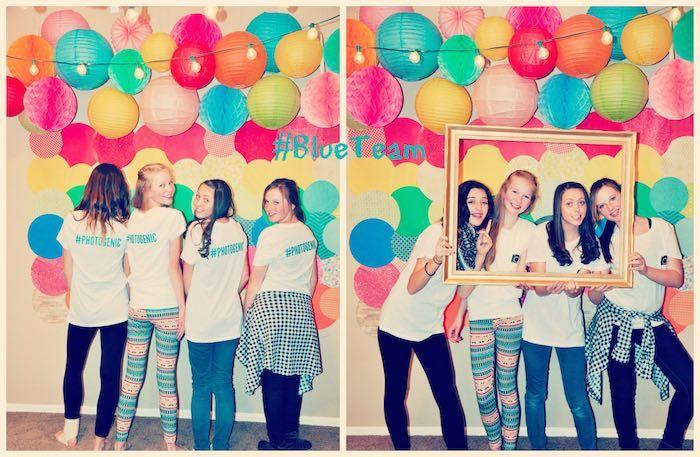 Glam Instagram Themed 13th Birthday Party 13th birthday 13th