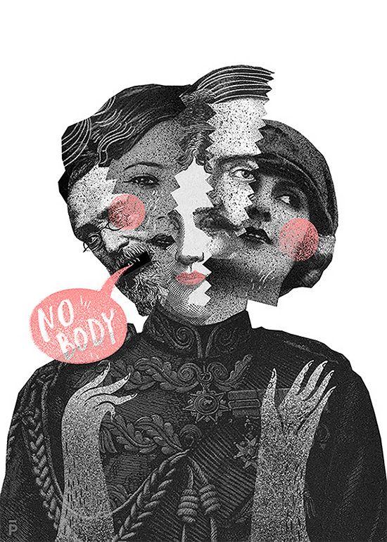 Editorial Illustrations by Patrycja Podkościelny