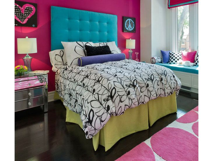 24 Gorgeous DIYs For Your Teenage Girlu0027s Bedroom