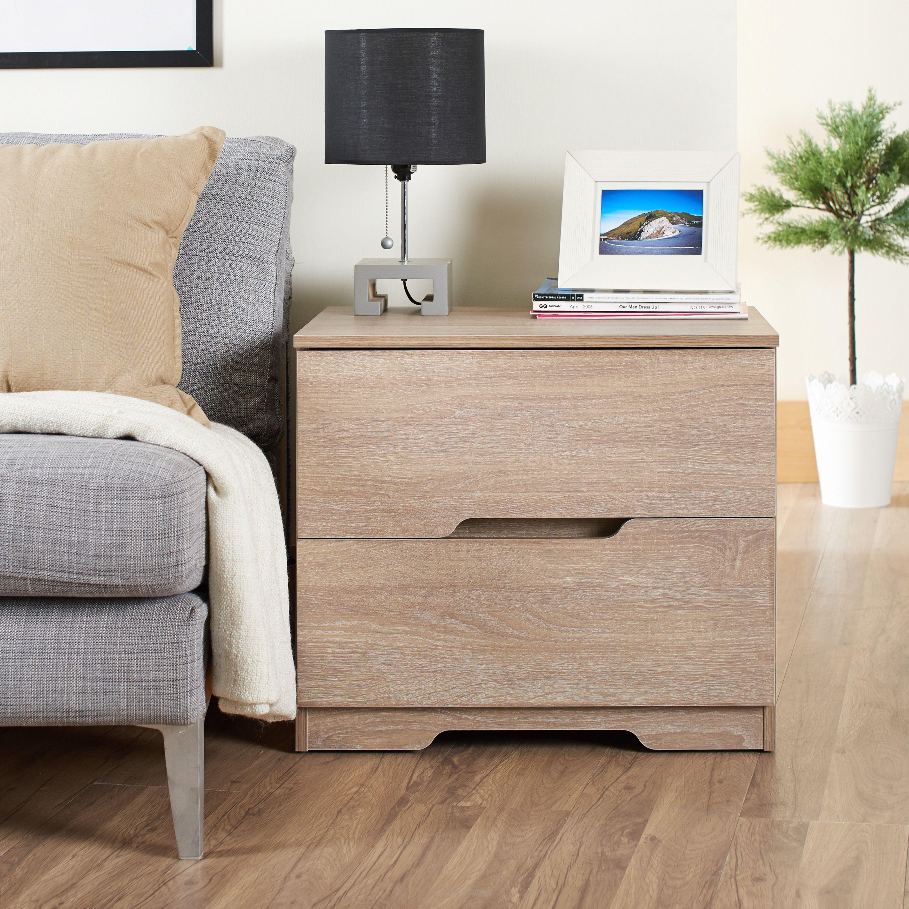 Furniture of America Brinden Modern Nightstand