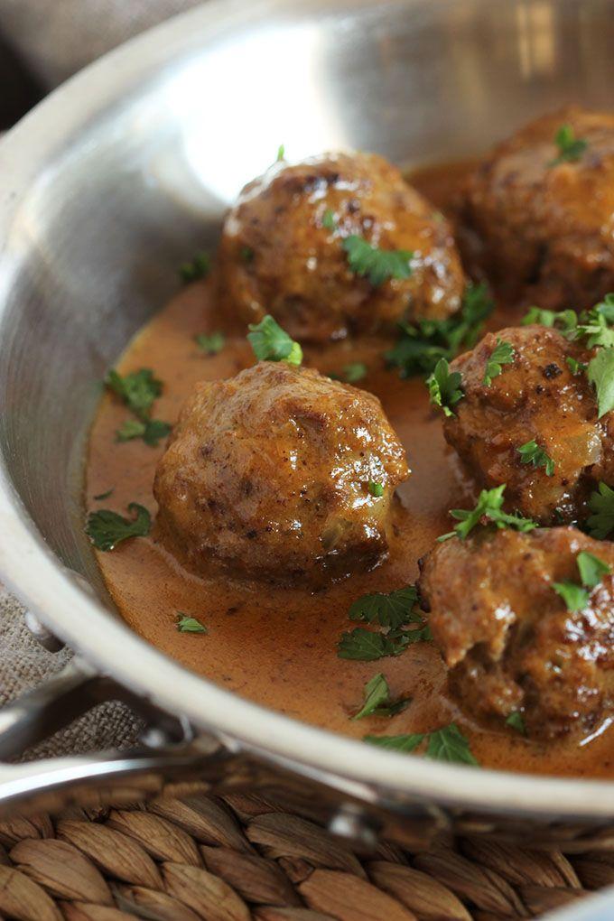 北欧の定番料理をお家でスウェーデン風ミートボールのレシピとアレンジ