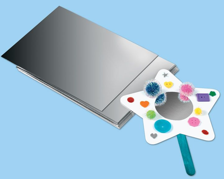 Peel Stick Mirror Sheets Products Lakeshore Learning Sunday