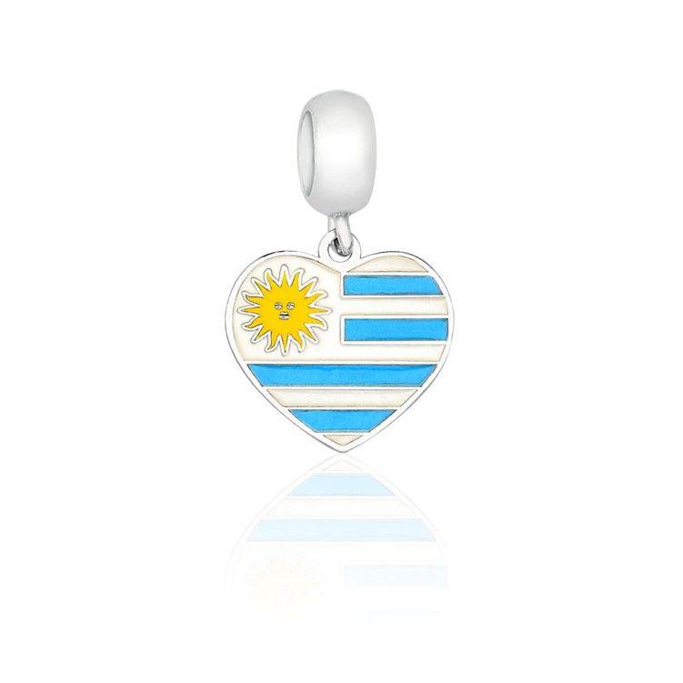 Coração Uruguai  - Amo Berloque