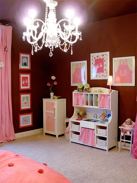 Farben im Kinderzimmer haben eine ganz bestimmte Wirkung