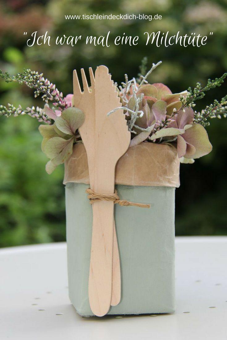 Photo of Das geht fix No. 14 – Tetrapack Upcycling mit Milchtüten – Tischlein deck dich