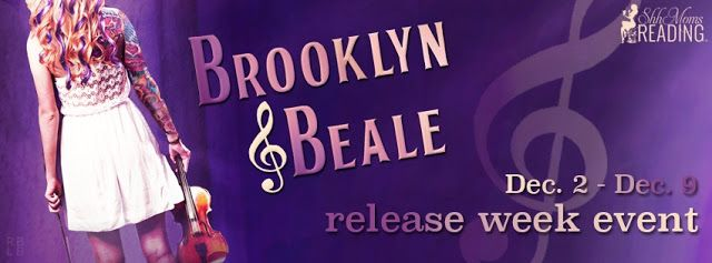 Three Chicks and Their Books: Blog Tour:  Brooklyn & Beale by Olivia Evans