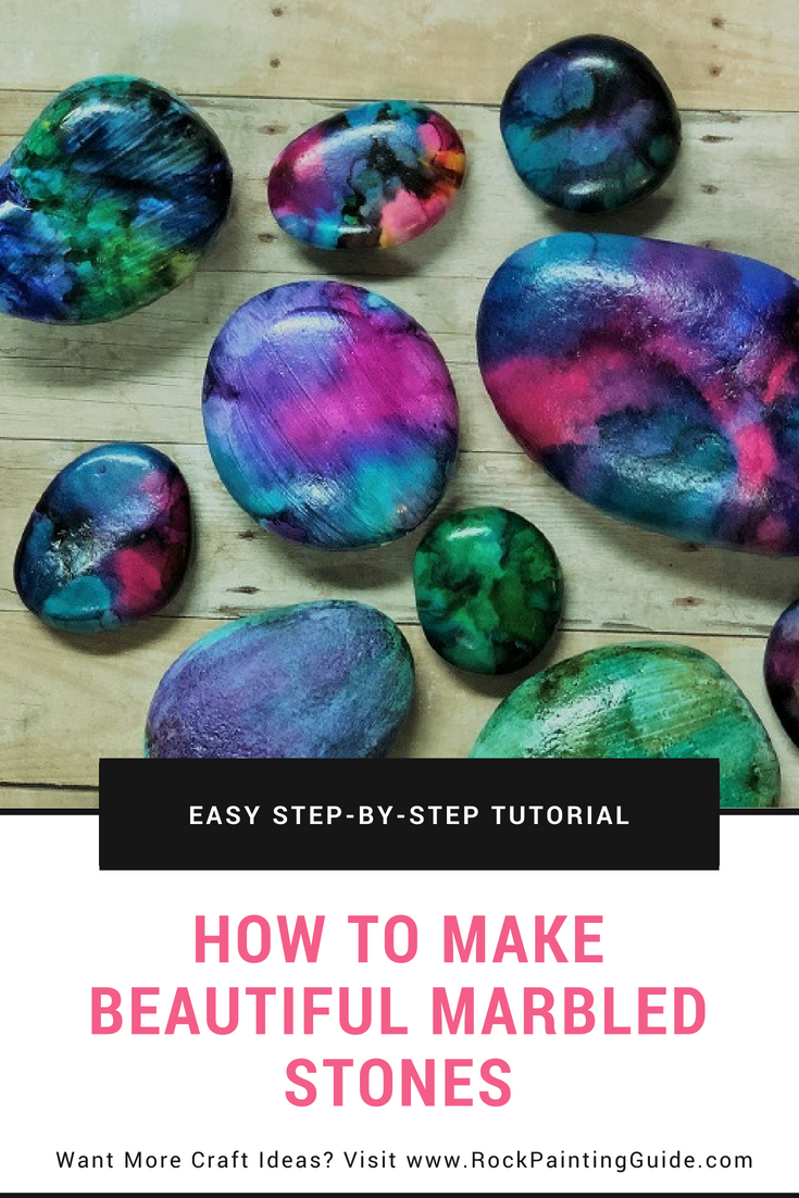 Guide to using Alcohol Inks on Rocks Rock Painting Guide features a tutorial on how to use alcohol inks on rocks and many other tutorials for beginner friendly rock painting.Rock Painting Guide features a tutorial on how to use alcohol inks on rocks and many other tutorials for beginner friendly rock painting.