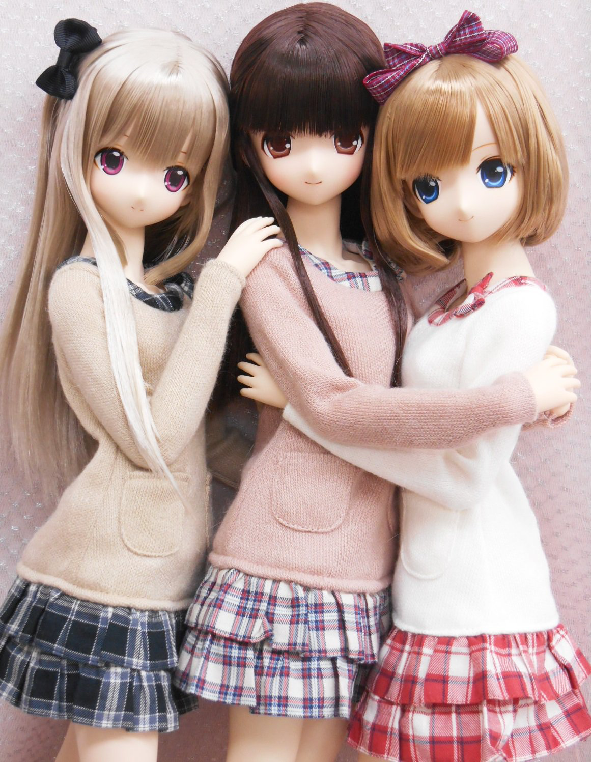 Kawaii anime doll bjd smart doll ball jointed dollfie