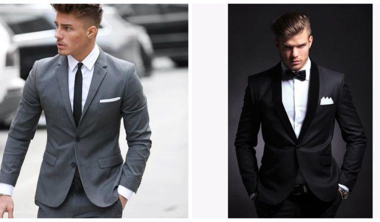 Trajes para hombres 2018- tendencias principales para la moda masculina   Moda  hombre   734f6b148857
