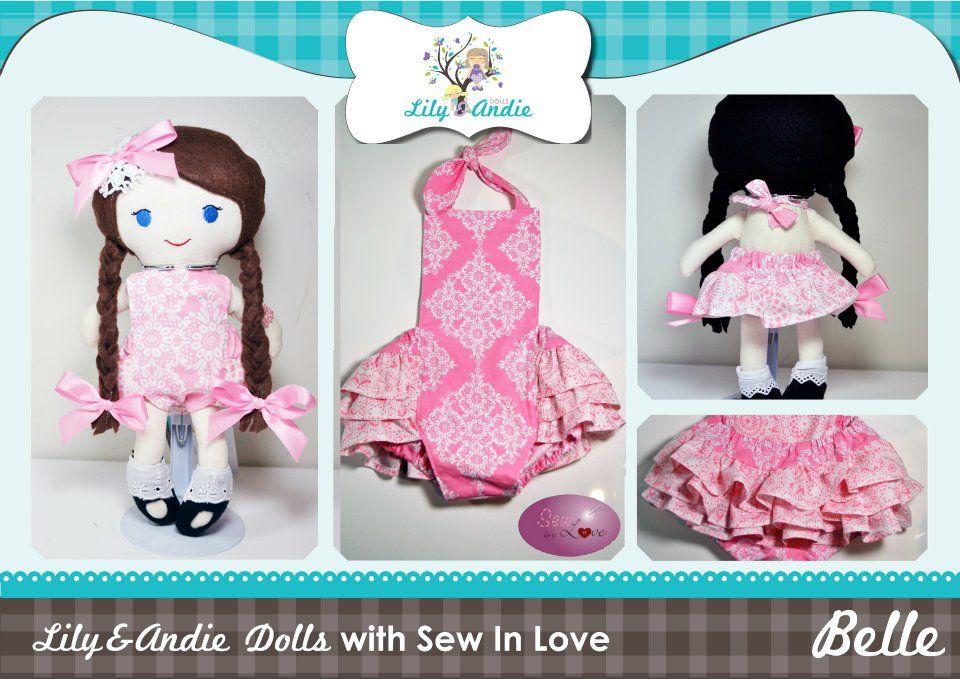 LilyandAndie Dolls - No65 ©LilyandAndie Dolls 2011
