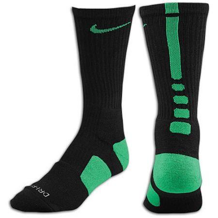 barato 2015 Nike Calcetines Verdes Negro cómoda barato mejores en línea RiGrhM