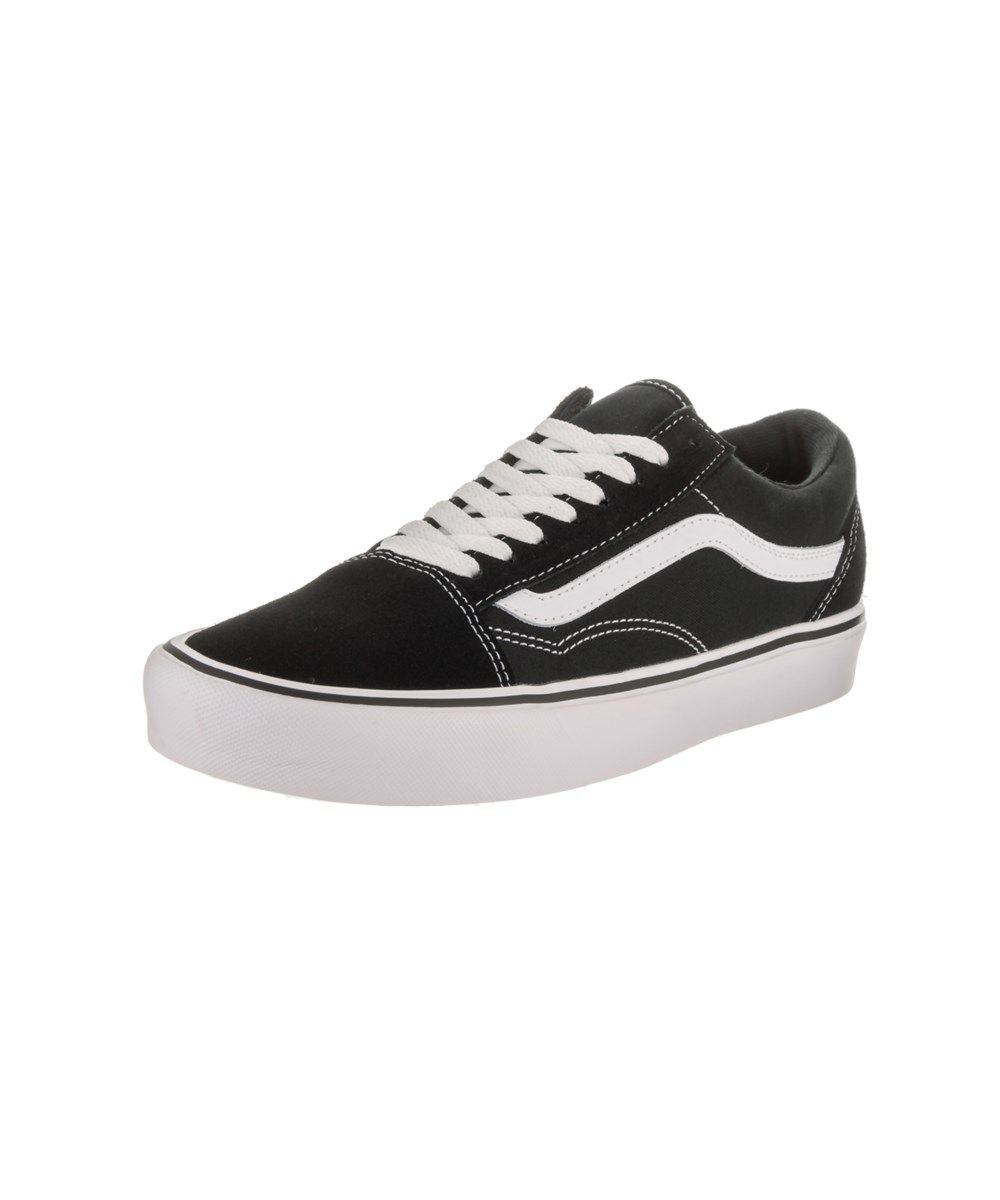 f3ea76393d6 VANS Vans Unisex Old Skool Lite (Suede Canvas) Skate Shoe .  vans  shoes   sneakers