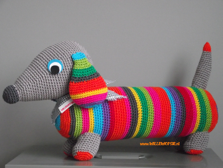 Color / Crochet Inspiration - Teckel   Avery Rose   Pinterest ...