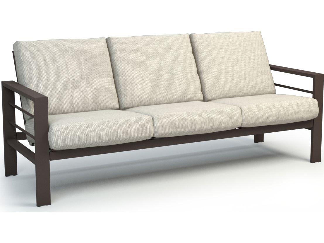 Pleasing Homecrest Sutton Cushion Aluminum Low Back Sofa In 2019 Theyellowbook Wood Chair Design Ideas Theyellowbookinfo