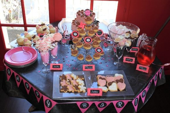 Another great blog for sweet tables
