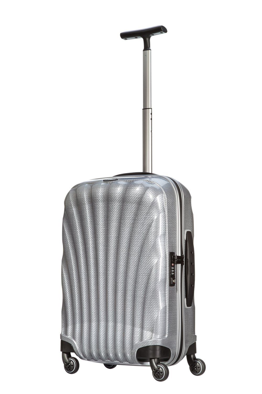 5826c9e7968 Samsonite Cosmolite FL Suitcase Spinner 55cm 20inch Cabin Dark Blue:  Amazon.co.uk: Clothing